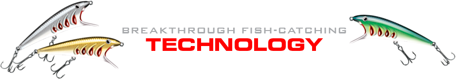 Breakthrough fish-catching technology